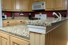 laminate modern kitchen countertop hob