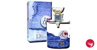 I <b>Love</b> Dior <b>Christian Dior</b> perfume - a fragrance for women 2002