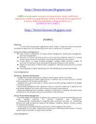 sample resume of mba marketing fresher cipanewsletter mba resume format sample resume format sample resume