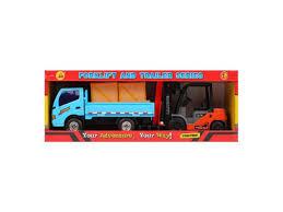 Набор <b>машин Наша Игрушка</b> грузовик и погрузчик инер... купить ...