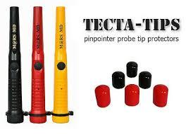 3 TECTA-TIPS Tip Protectors for M@RS MD <b>pin</b>-pointer <b>MARS MD</b> ...