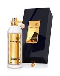 <b>Montale Diamond Flowers</b> Eau de Parfum 3.3 oz. - 100% Exclusive ...