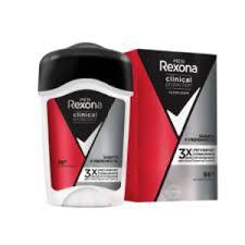 <b>Дезодорант</b>-антиперспирант <b>Rexona Men</b> крем <b>Clinical</b> Protection ...