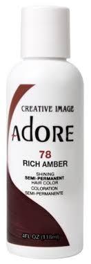 Краситель прямого действия ADORE Shining <b>Semi</b>-Permanent ...