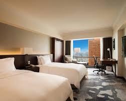 hilton millennium seoul hotel deluxe twin auto hotel deluxe
