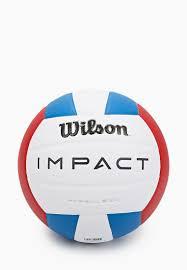 <b>Мяч волейбольный Wilson</b> IMPACT купить за в интернет ...
