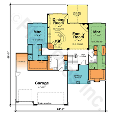 House Plans   Two Master Suites   Design BasicsDual Master Bedroom home plan  middot  Dual Owner Suite home plan