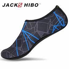JACKSHIBO <b>Summer Water Shoes Men Swimming Shoes</b> Aqua ...