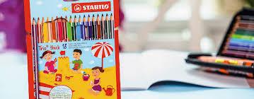 <b>STABILO</b> Trio thick Colored Pencil - www.<b>stabilo</b>.ru