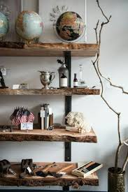 Картинка с тегом «<b>home decor</b>, rustic, and shelving» (с ...
