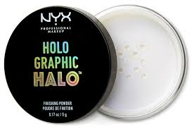 Купить NYX <b>Пудра Holographic</b> Halo <b>рассыпчатая</b> Finishing ...