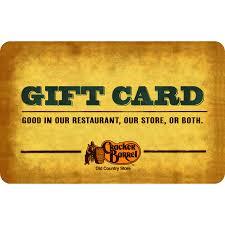 Cracker Barrel $25 Gift Card - Walmart.com - Walmart.com