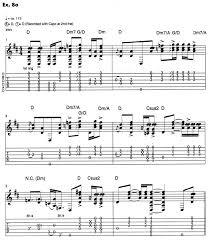 Key of B guitar chord chart The Beatles Bible