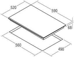 Купить <b>Электрическая варочная</b> поверхность <b>Cata</b> IB6104BK по ...