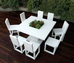 modern outdoor furniture by bysteel charming outdoor furniture design