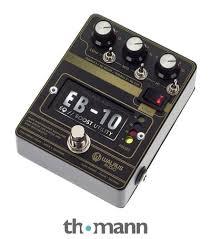 Walrus Audio Walrus Audio <b>EB</b>-<b>10</b> BLACK – Thomann UK