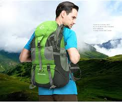 50L Waterproof <b>Hiking Backpack</b> Men Trekking Travel <b>Backpacks</b> ...