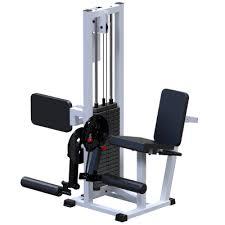 <b>Разгибание ног сидя</b> + сгибание стоя (стек 100 кг) AR041 - купить ...
