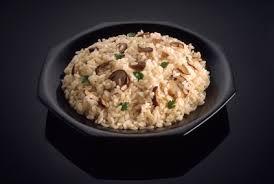 Resultado de imagen para arroz integral con setas shiitake
