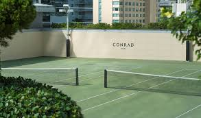 Conrad Miami - <b>Eat</b>, <b>Sleep</b>, <b>Tennis</b>, <b>Repeat</b>! Catch ya on the ...