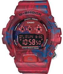 Наручные <b>часы Casio</b> с красным циферблатом. Оригиналы ...