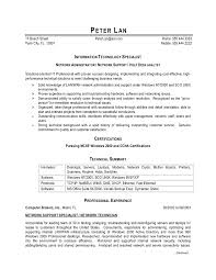 computer networking resumes template computer networking resumes