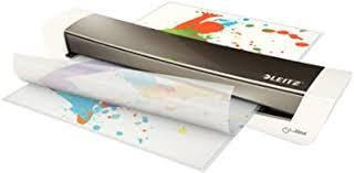 <b>Leitz</b> 74401089 <b>iLam</b> A3 Laminator, Ideal for <b>Home Office</b> - Metallic ...