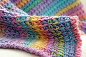 Image result for tunisian crochet patterns