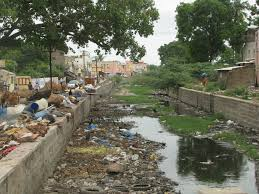 water pollution in
