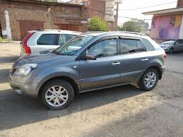 Продажа авто Renault Koleos 2008 в Иркутске, Авто хорошо ...
