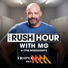 The Rush Hour with MG