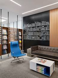 the brands essence and history were seamlessly integrated into the minimal accessible designpart of the office space is given over to a showroom in a amazing netflix office space design