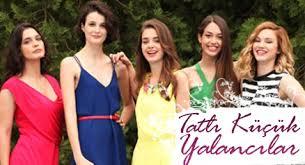 Tatl� K���k Yalanc�lar 4.B�l�m HD