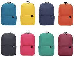 Купить зеленый <b>рюкзак XiaoMi Mi Colorful</b> в городе Краснодар