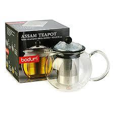 <b>Чайник заварочный</b> с прессом Bodum <b>Assam</b> 0.5 л, Швейцария ...