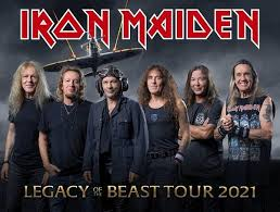 <b>Iron Maiden</b> Concert Tickets