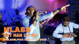 RET NAN <b>LIY</b> OU - KLASS <b>LIVE</b> AT GRANT HALL IN ...