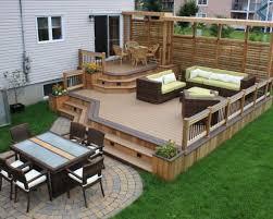 backyard patio design ideas decorating