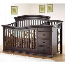 sorelle verona 4 in 1 lifetime convertible crib and changer espresso baby nursery furniture relax emma