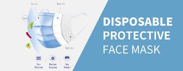 wind protection drv n90 face mask ear loop djibouti