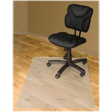 accessories enchanting rectangle white polycarbonate desk chair floor mats creamy wall paint color laminate oak hardwood armless office chair wheels