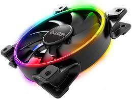 <b>Вентилятор PCcooler Corona 120mm</b> RGB - ElfaBrest