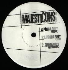 The Majesticons - <b>Piranha Party</b> (2003, Vinyl) | Discogs
