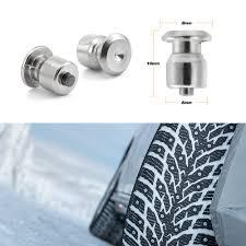<b>100 PCS</b> Winter <b>Tire</b> Spikes <b>Car Tires</b> Studs Screw Snow Spikes ...