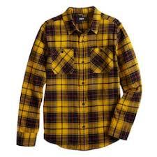<b>Boys Yellow</b> Button-Down Shirts Kids Tops, Clothing | Kohl's
