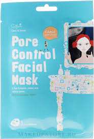 <b>Cettua</b> Pore Control Facial Mask - Тканевая <b>маска для</b> лица ...