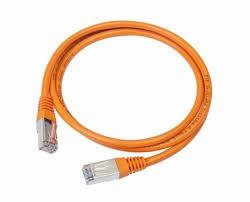 <b>Сетевой кабель Gembird Cablexpert</b> UTP cat 5e 1m Orange PP12 ...