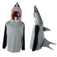 <b>Shark Clothing</b> Adult Jacket <b>Cosplay Costume</b> Hoodie Stage ...