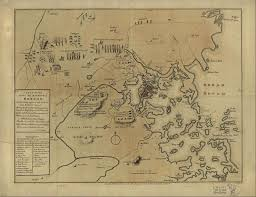 lexington and concord map     lexington and concord map