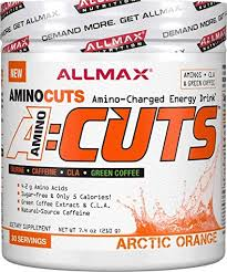 ALLMAX Nutrition <b>ACUTS</b>, <b>Amino-Charged Energy Drink</b>, Arctic ...